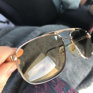 Vintage Accessories - Men's Aviator Style Glasses
